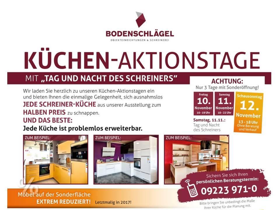 Küchen-Aktionstage\
